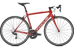 Focus Izalco Race 9.8 Carbon Road Bike Hire Shimano Ultegra 52/36 x 11-30