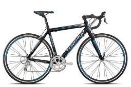 Torpado Aluminium Road Bike Hire 52/39 x 12-25