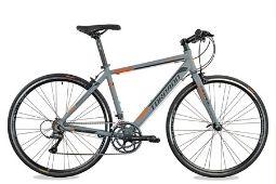 Torpado Aluminium Straight Bar Road Bike Hire 50/34 x 13-26